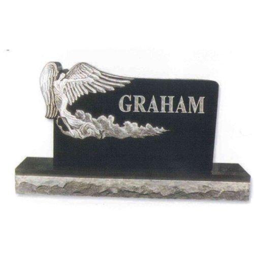 Black Granite Monument