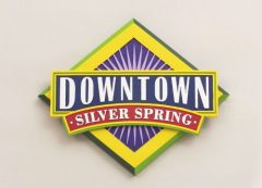 Downtown Silver Spring Sign