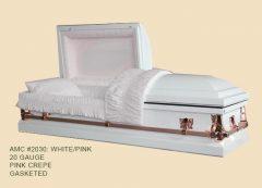 2030-white-20-gauge-gasketed-casket