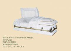 2035-white-20-gauge-non-gasketed-child-casket