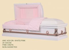 2012-white-20-gauge-non-gasketed-casket