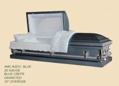 2031-blue-20-gauge-gasketed-oversize-casket